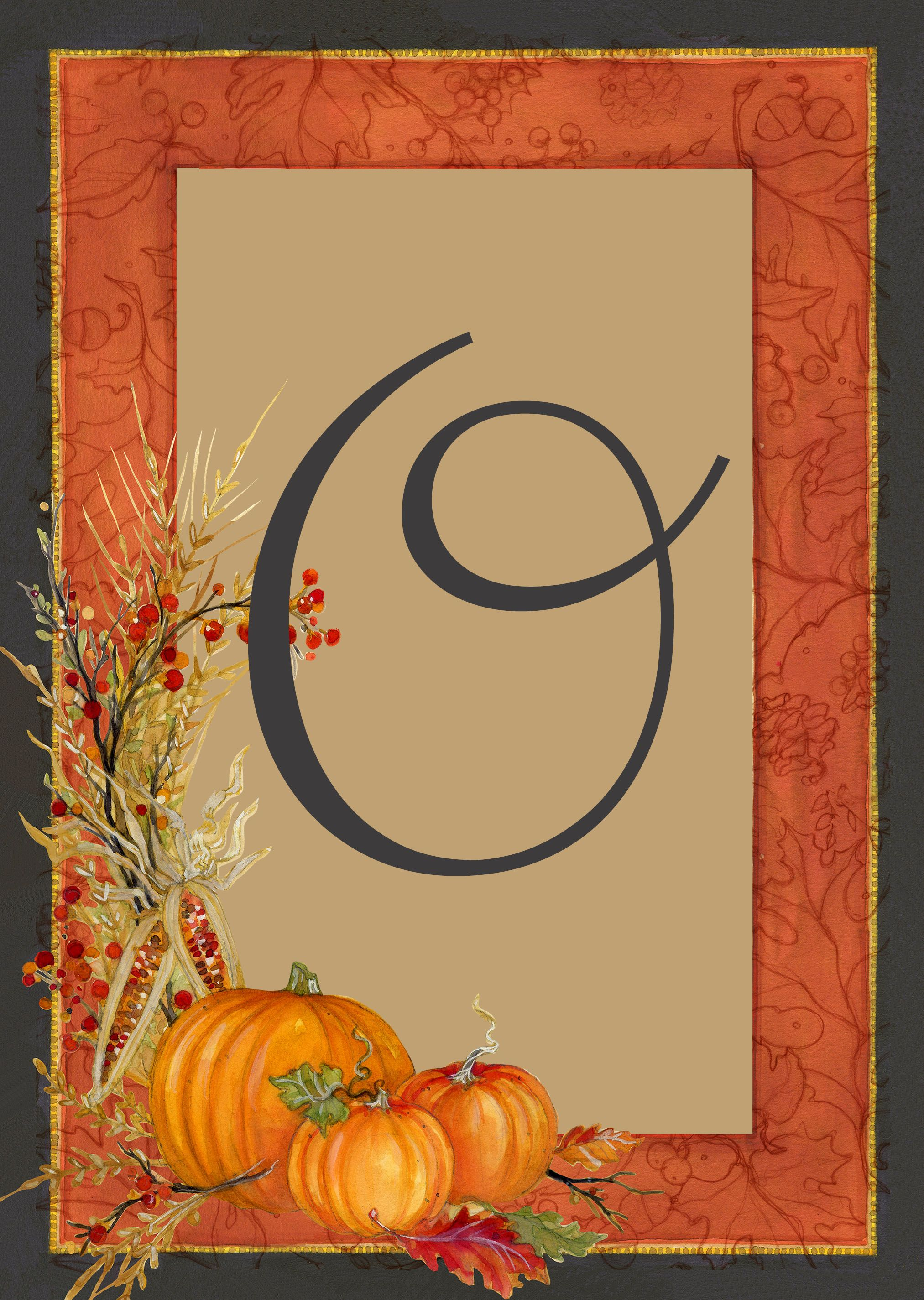 Make a large statement this fall with a large monogram house flag make a large statement this fall with a large monogram house flag personalize a 28 jeuxipadfo Gallery
