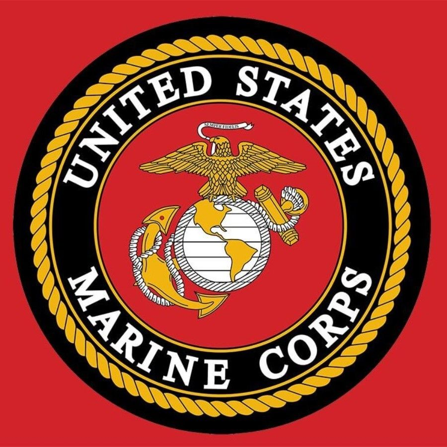 US Marines in 2020 Marine corps emblem, Us marine corps