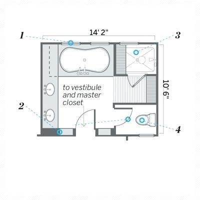 10x12 master bath layout - google search   bathroom floor