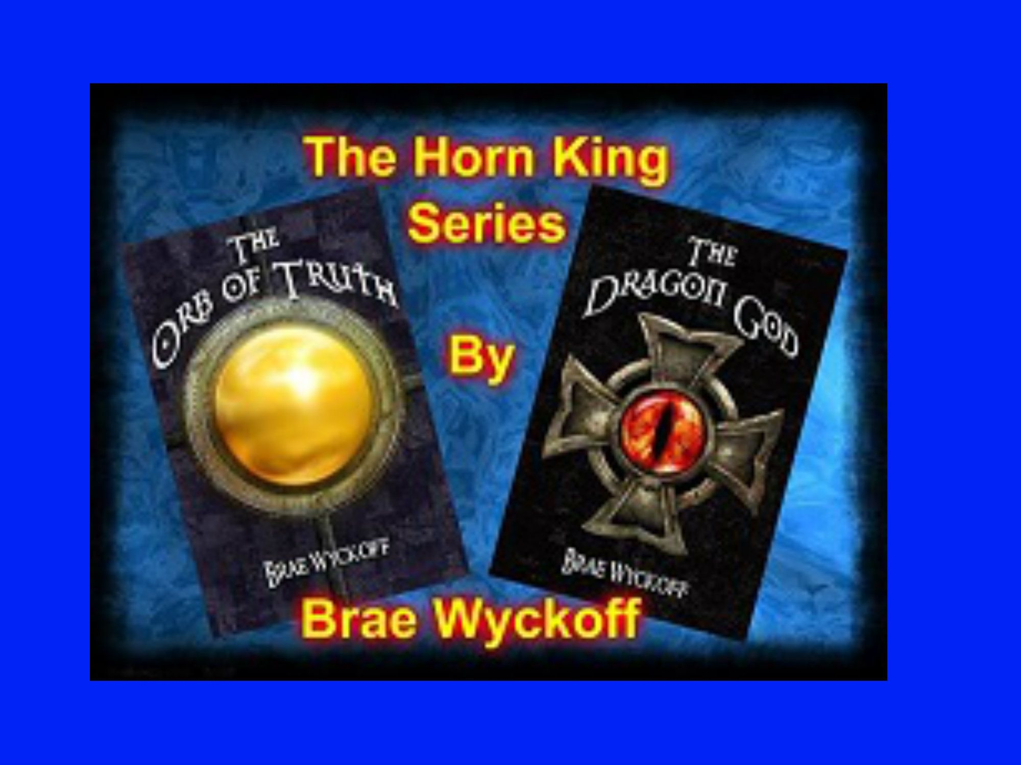"""# aromasauthors # braewyckoff """"The Orb of Truth"""" Book 1 Voted #1 Best  Fantasy Book Under the Radar! Voted #1 Best Christian Sci-Fi/Fantasy Book!"""