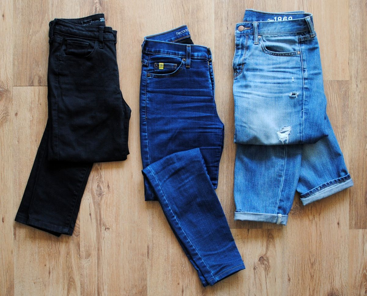 How To Restyle Your Jeans & Denim for Summer
