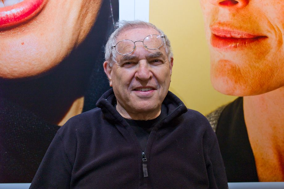 Dave reviews his time with Jay Maisel...