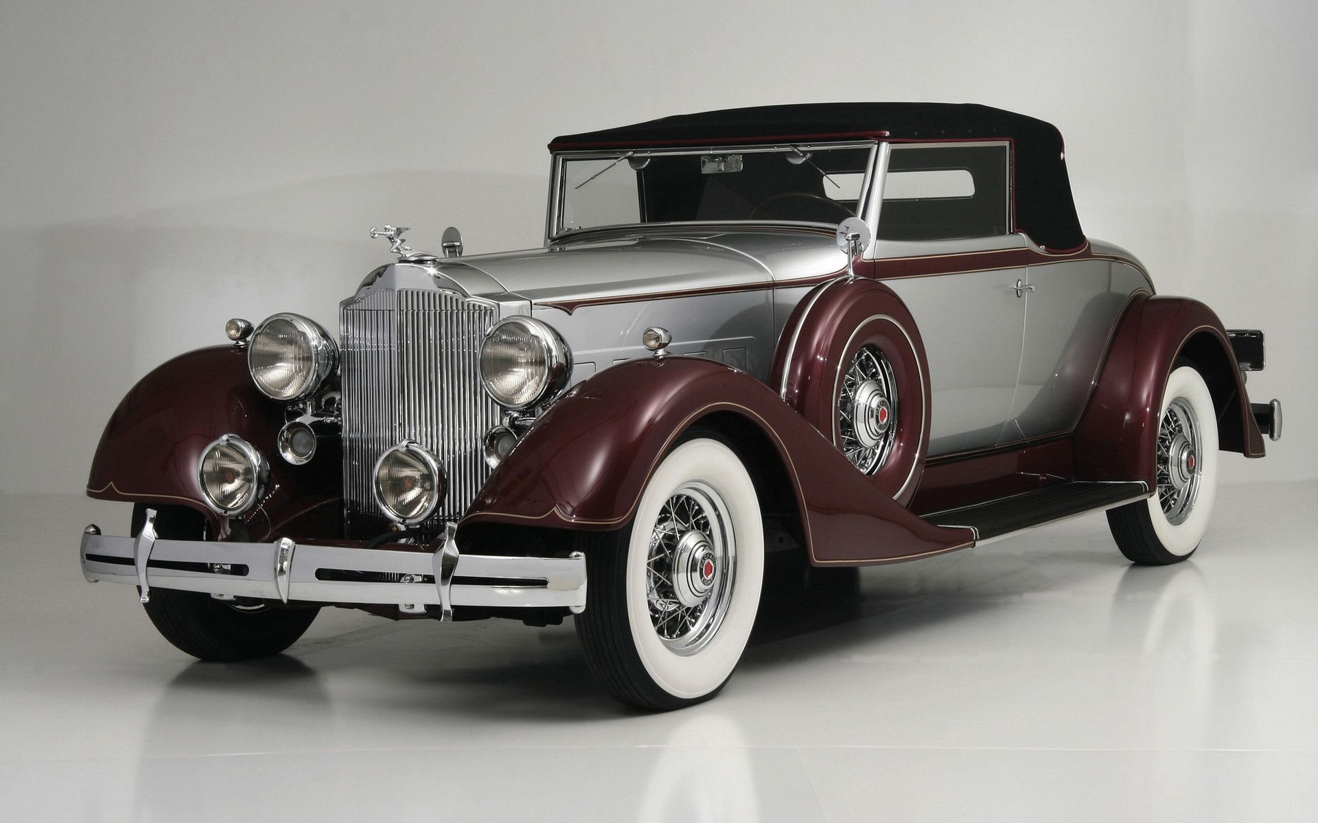 packard cars | Packard Classic Cars Eight Coupe Roadster Wallpaper ...