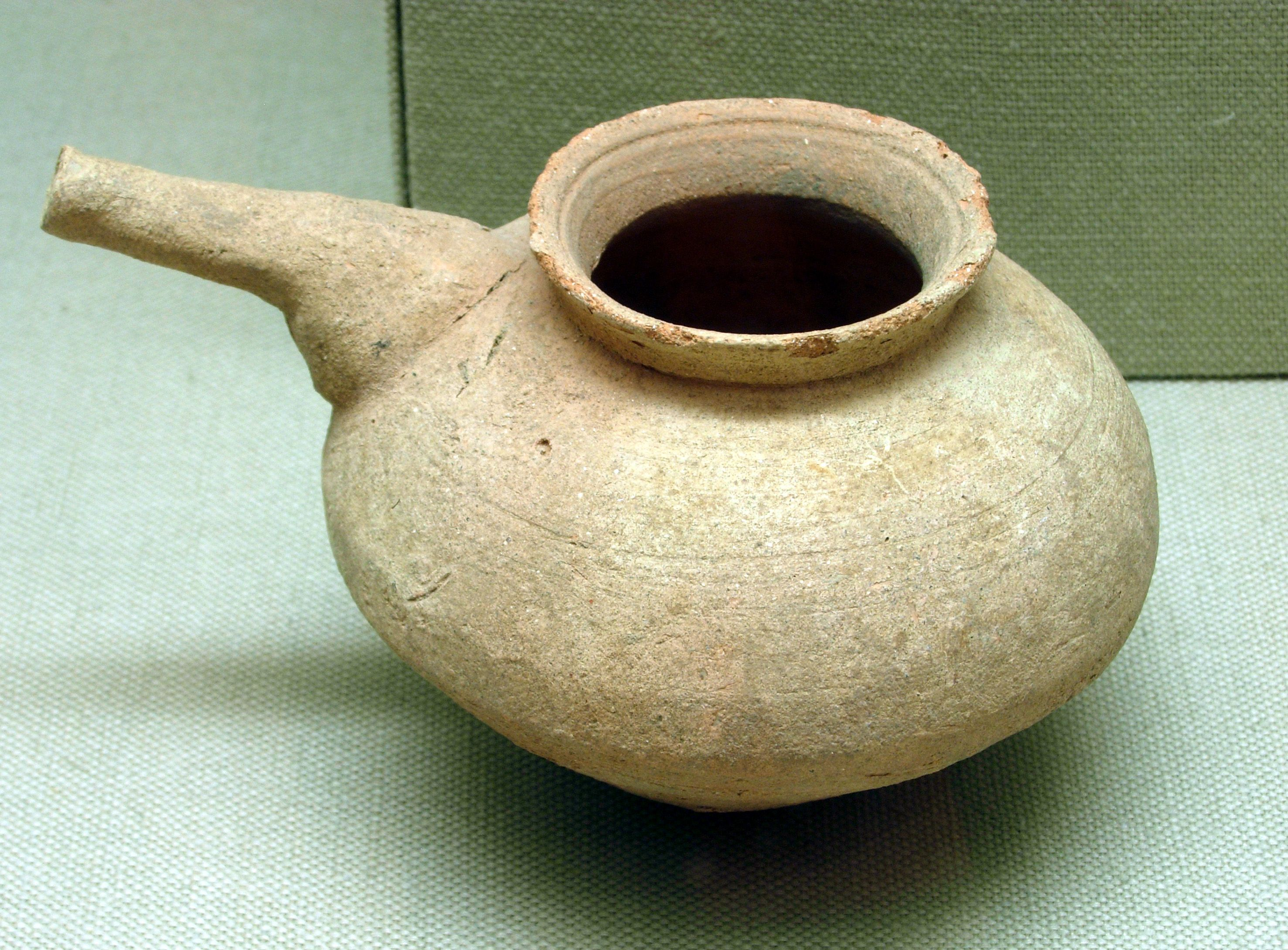 Ancient Middle East Map Mesopotamia%0A Jar with a drooping spout Late Uruk Date  ca  B C  Geography  Syria or  Mesopotamia