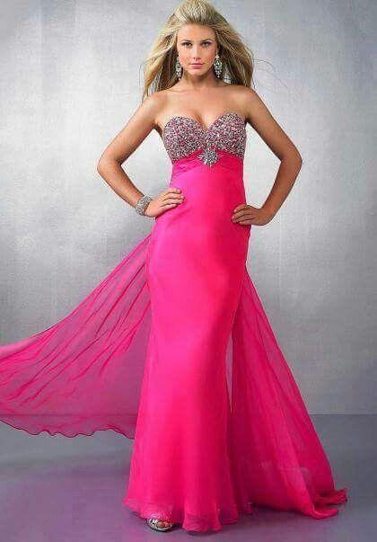Pink diamond. . | Evening Dresses | Pinterest