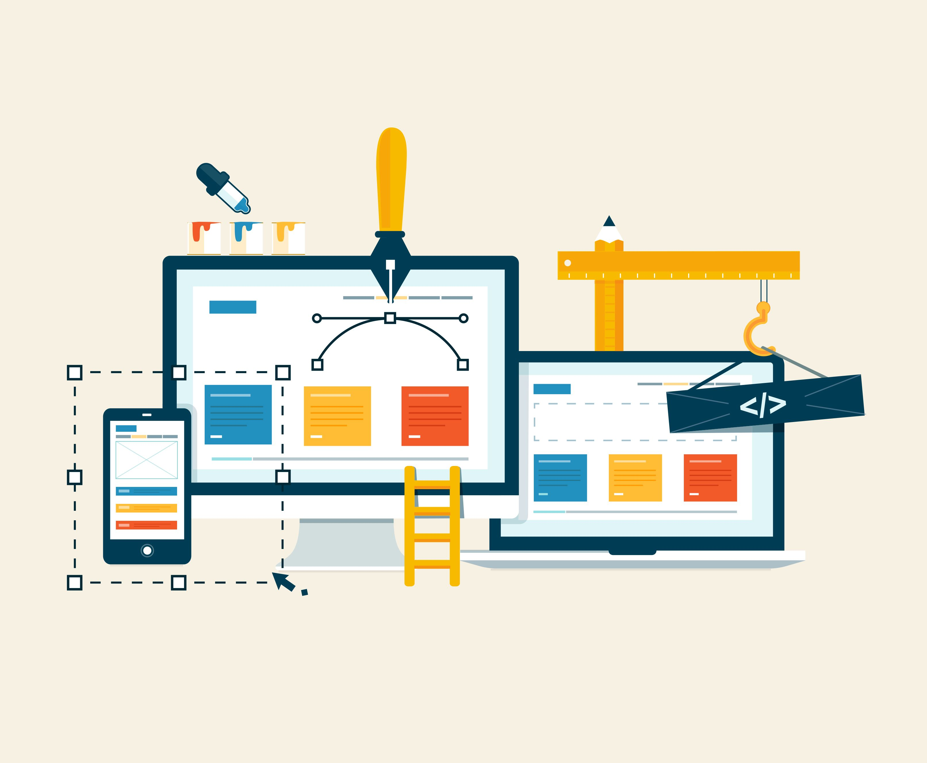What Are The Steps Of A Website Designing Process Web Design Services Web Design Custom Web Design