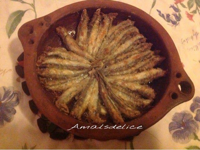 Amalsdelice Tajine D Anchois طاجن بالانشوفة Food Apple Pie Desserts