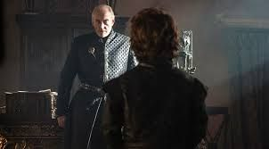 Tyrion and Tywin