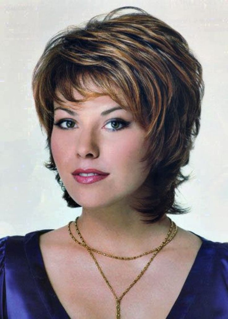 Image result for Short Shag Hairstyles for Women Over 50 ...