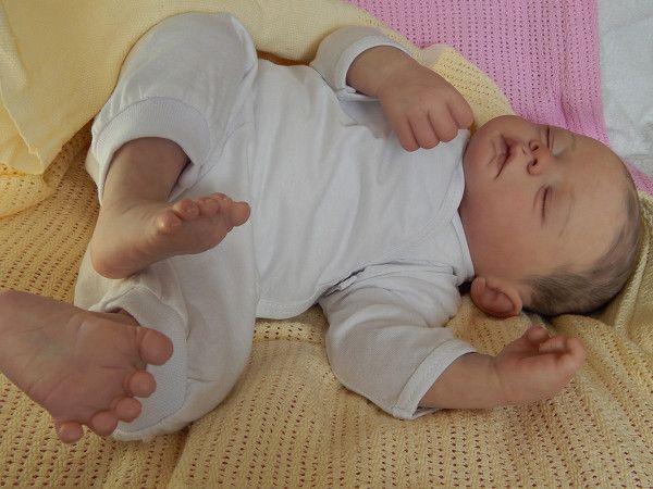 Meg By Merissa May Brought To Life Little Secrets Nursery Uk Reborn Dollsreborn Babiesbaby