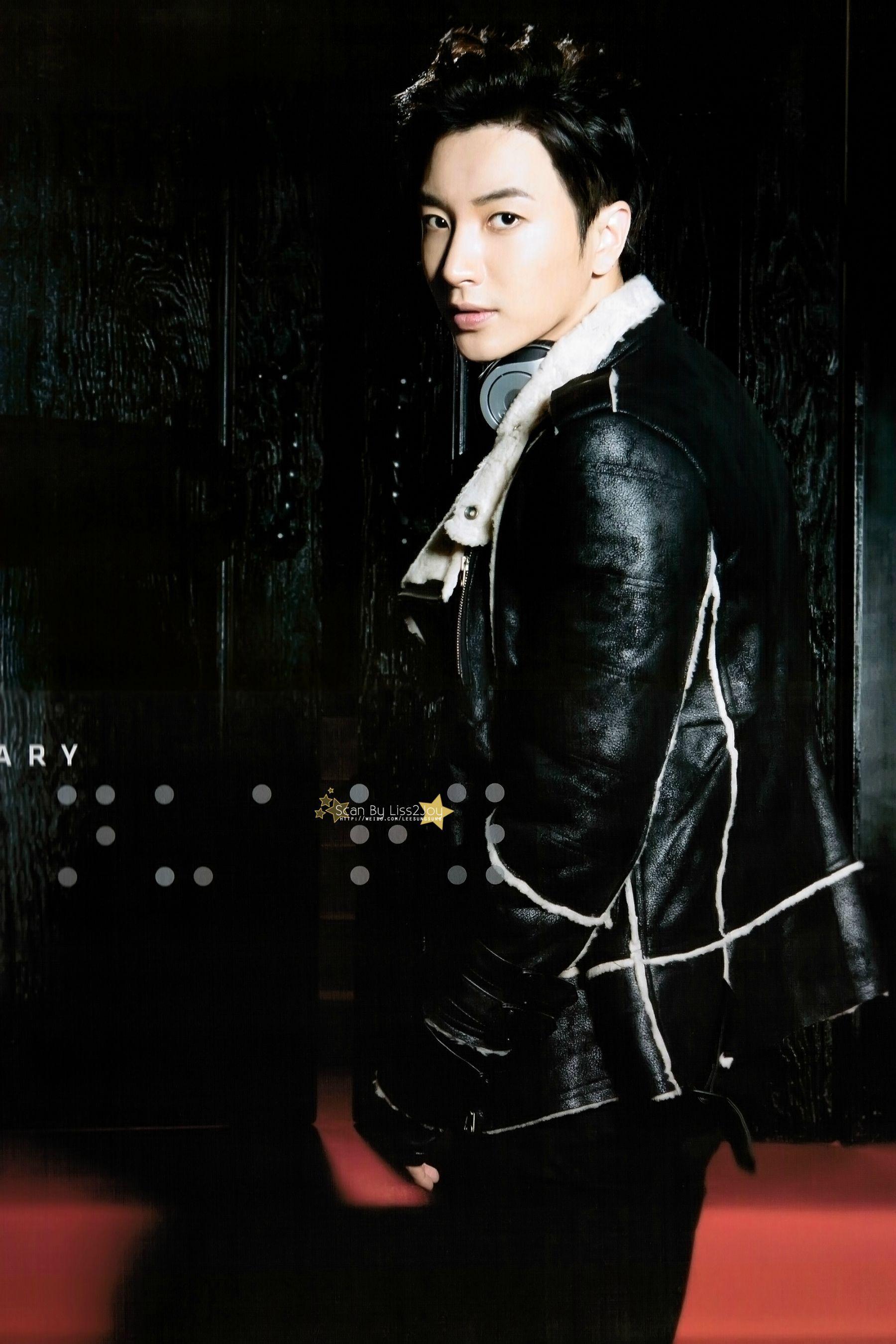 Scans Super Junior S 2013 Official Calendar Hot Leeteuk Selebritas Super Junior