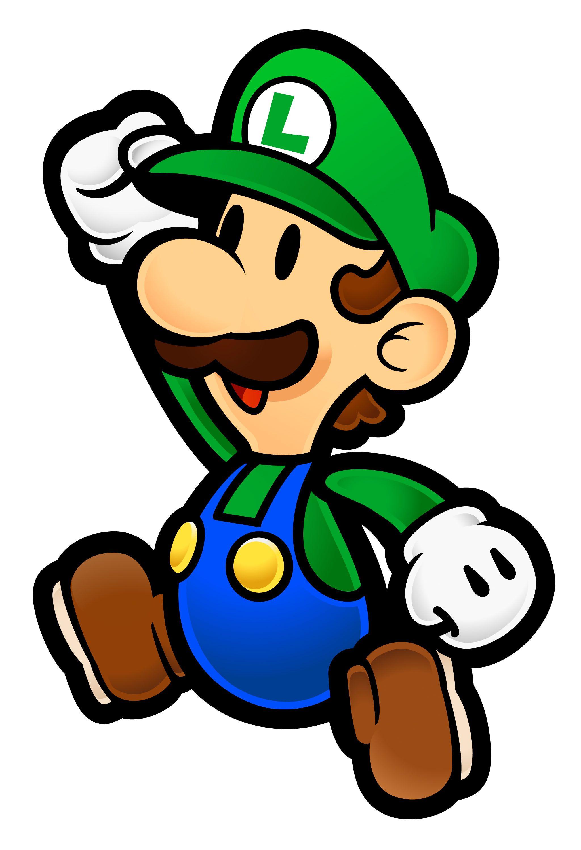 luigi 2d - Recherche Google   Super Mario Bros  World   Paper mario