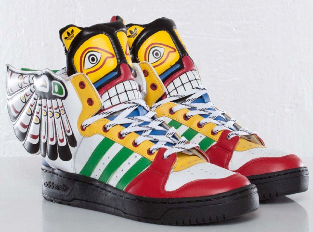 adidas Originals JS Eagle Wing by Jeremy Scott - EU Kicks: Sneaker Magazine
