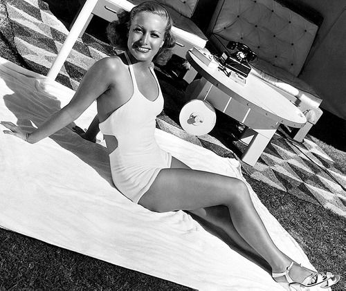 Joan Crawford, 1934.