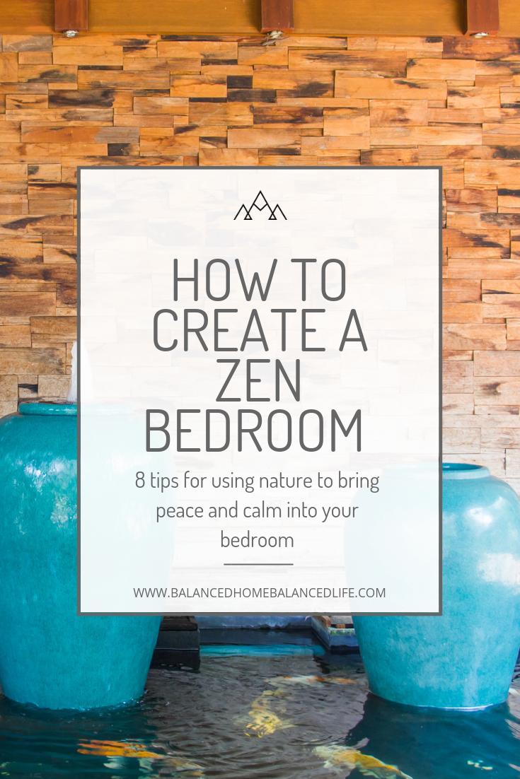 Use Biophilic Design To Create A Zen Bedroom Biophilic Design Uses Natural Elements To Make You Happie Zen Bedroom Relaxing Master Bedroom Zen Master Bedroom