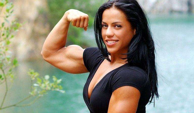 women-bodybuilding-37 | Womens Fitness | Pinterest