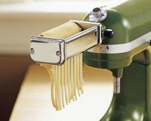 Kitchenaid Pasta Roller Attachment - used this to make ...