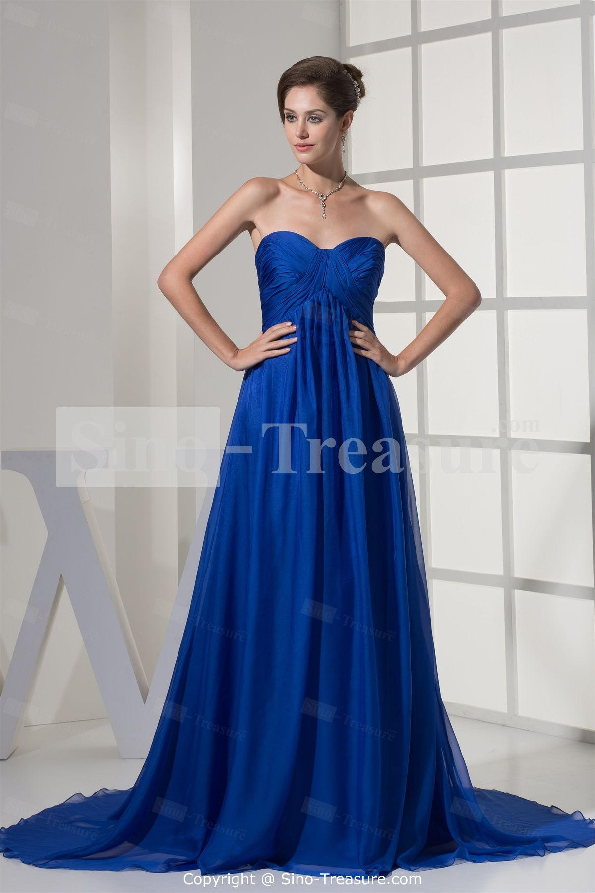 Blue evening dress google search bridesmaids and groomsmen