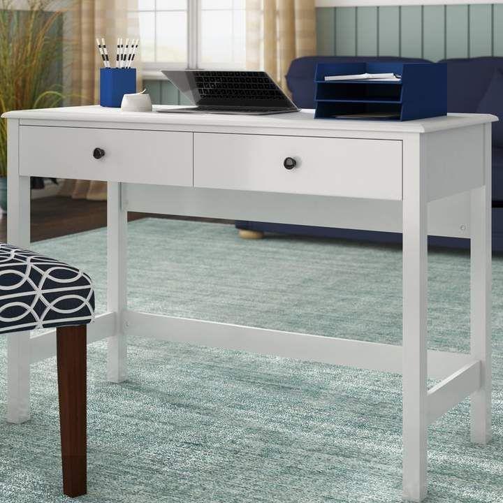 Highland Dunes Tenterden Desk In 2019 Products Wood