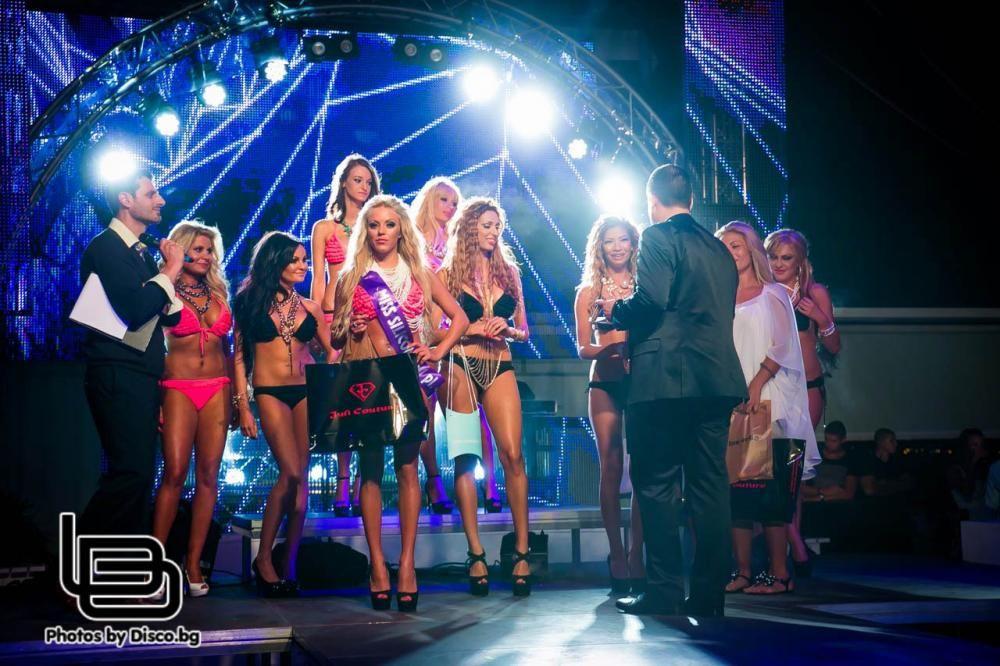 MISS SILICONE 2014 Bedroom Club Bulgaria Night Life