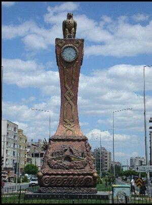 Adıyaman saat kulesi