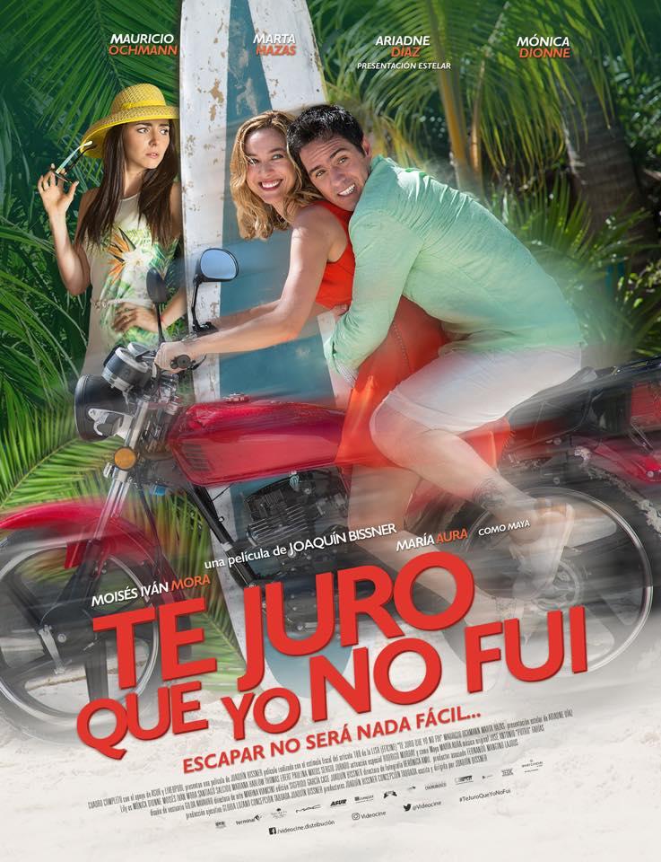 Te Juro Que Yo No Fui 2018 Directed By Joaquín Bissner Ver Peliculas Gratis Peliculas Ver Peliculas Online
