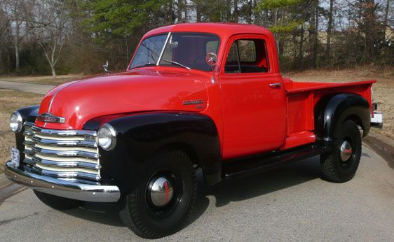 Pin On Vintage Trucks