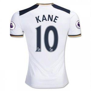 16-17 Tottenham Hotspur Football Shirt Home KANE Cheap Jersey ...