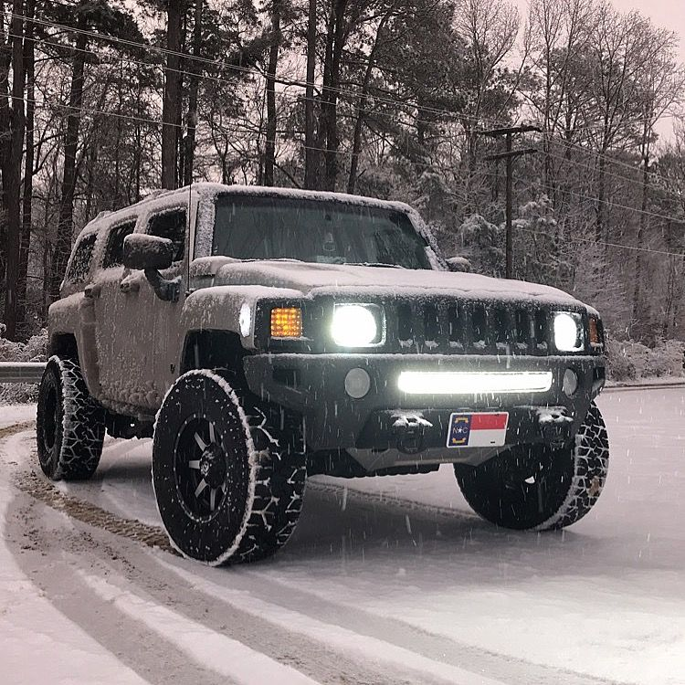 "2006 Hummer H3 Adventure Package On 35"" ExoGrapplers And"