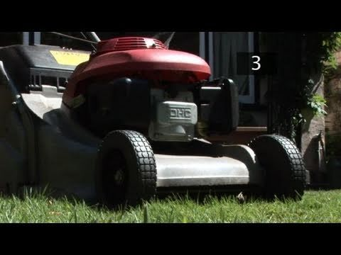Essential Homes breaking news! 3 best petrol lawn mower recommendations