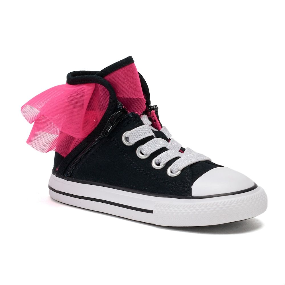 a068ce03046785 Toddler Converse Chuck Taylor All Star Block Party High Top Sneakers ...