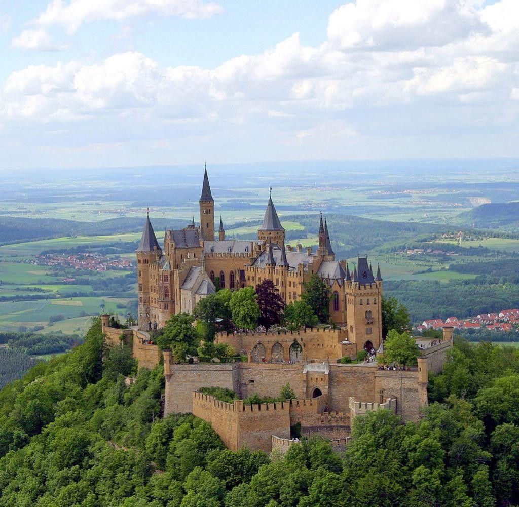 Burg Hohenzollern Baden Wurttemberg Deutschland Familien Urlaub Familienurlaub Zoo Stuttgart