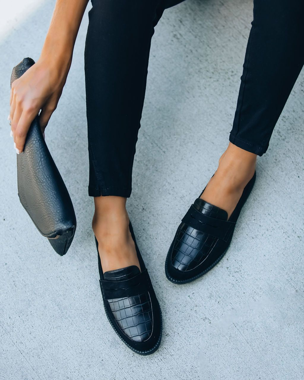 Chelsea Two-Tone Loafer