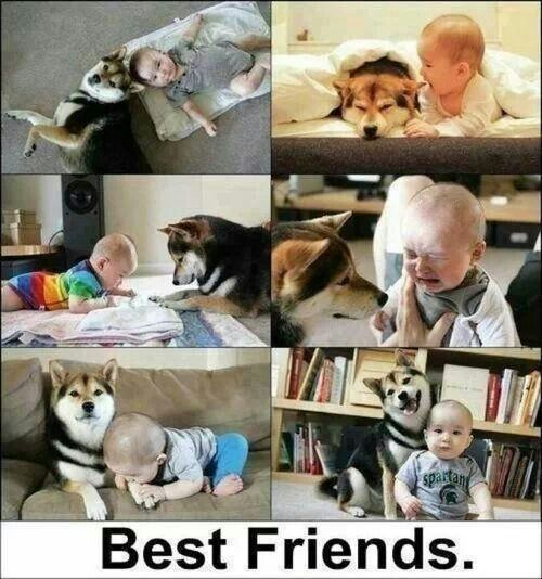 Best friends:) I love this little collage so cute!