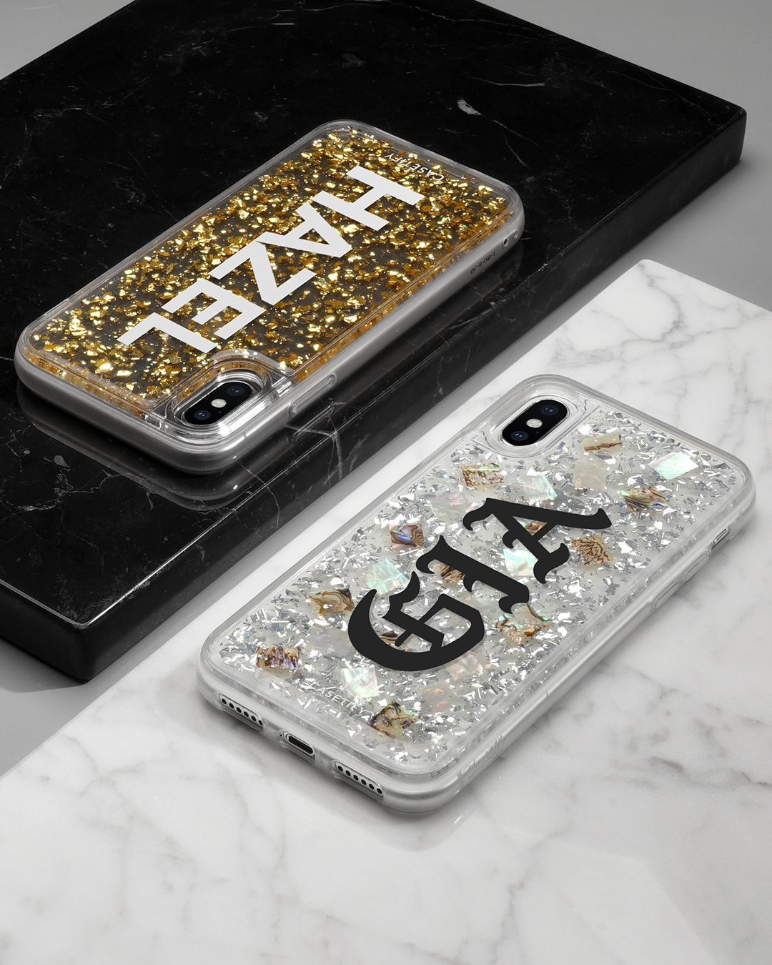 finest selection a3bfd 47c38 Gold Karat iPhone X Case - 24 Karat Magic | Best-Selling iPhone X ...