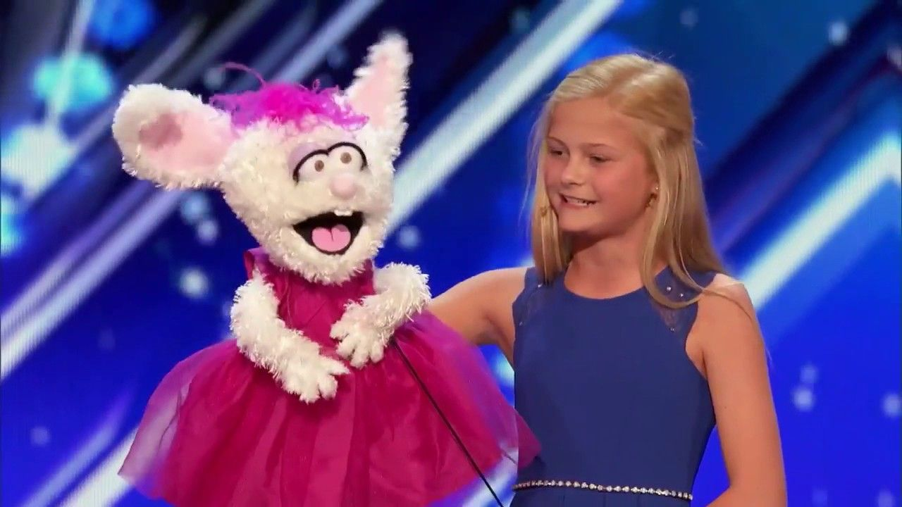 Americas got talent 2017 2nd auditions - America S Got Talent 2017 12 Year Old Darci Lynne Auditions For The Season Of Agt As A Ventriloquist After A Brilliant Performance She Wins The Golden