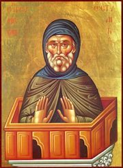Symeon the Stylite - OrthodoxWiki