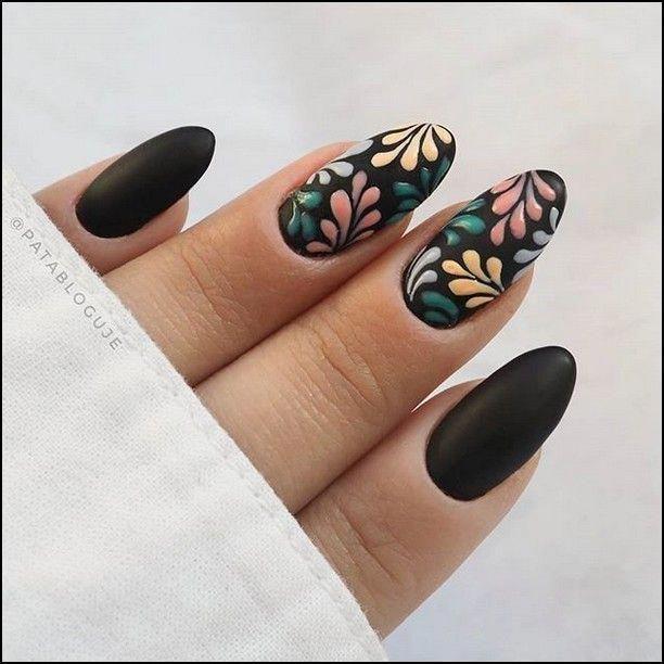 Photo of 140+ pretty matte nail art designs ideas spring 2019 page 15 | myblogika.com