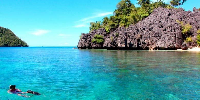 Labengki Island, Southeast Sulawesi, Indonesia.