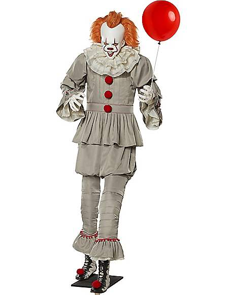 6.5 Ft Pennywise Animatronic Decoration It
