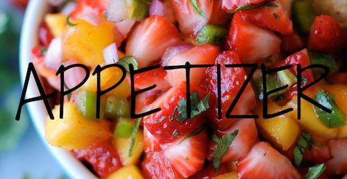 Recipe Index - Appetizer