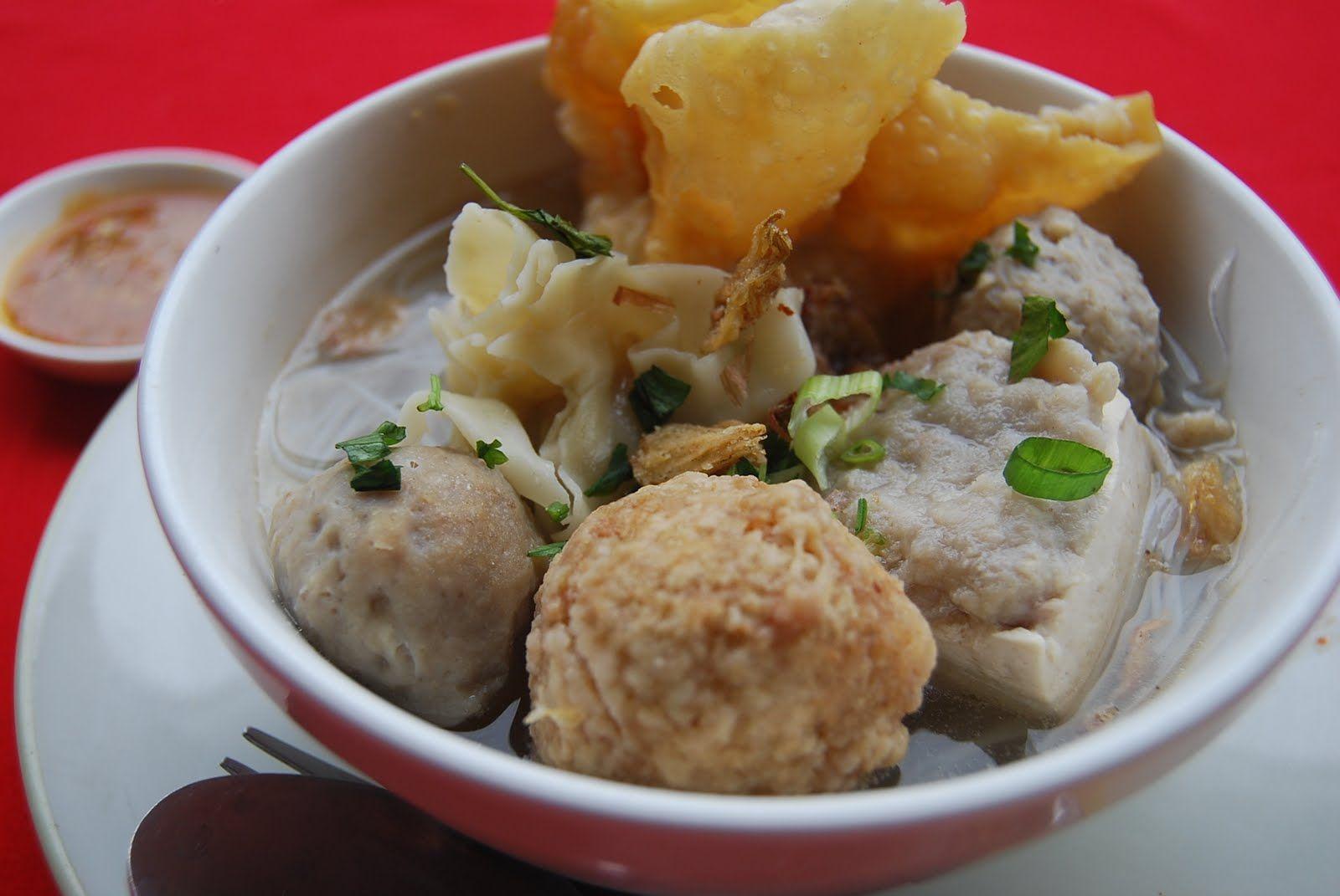 How To Make Delicious Beef Meatballs Resep Bakso Resep Makanan