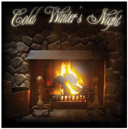 Amazon.com: Ohio Wholesale Radiance Lighted Winter Lodge Canvas Wall Art, from our Snowmen Collection: Prints: Oil Paintings