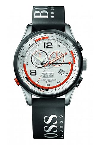 Fabuleux Montre Hugo Boss Sport Homme - Quartz Chronographe - Date - Cadran  VG78