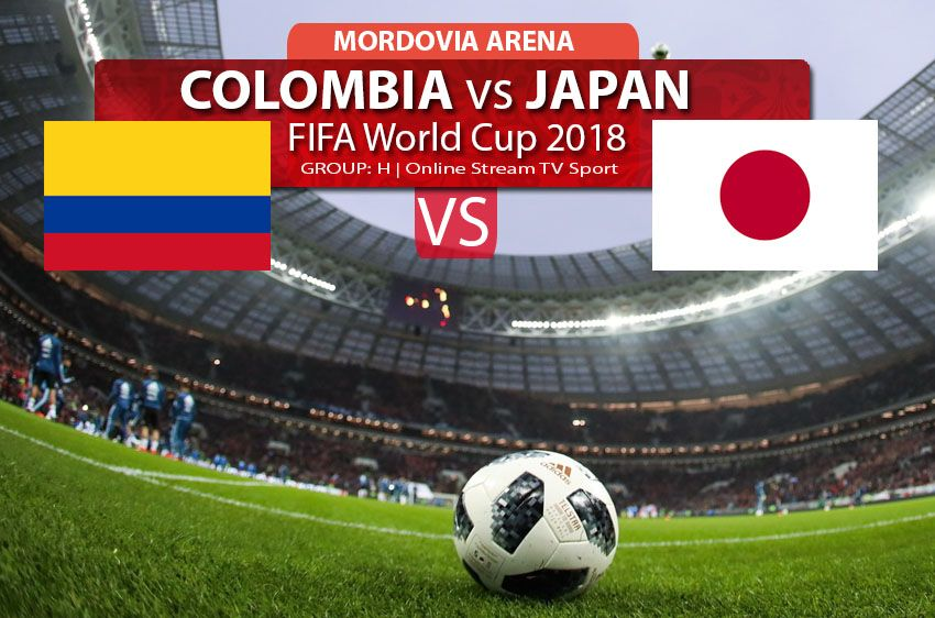 Watch Colombia Vs Japan Online Streaming In Hd Fifa World Cup 2018 Football Soccer World Cup 2018 World Cup Online Streaming