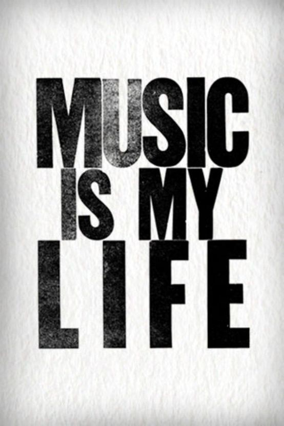 This statement could not be more true. | Music | Pinterest ...