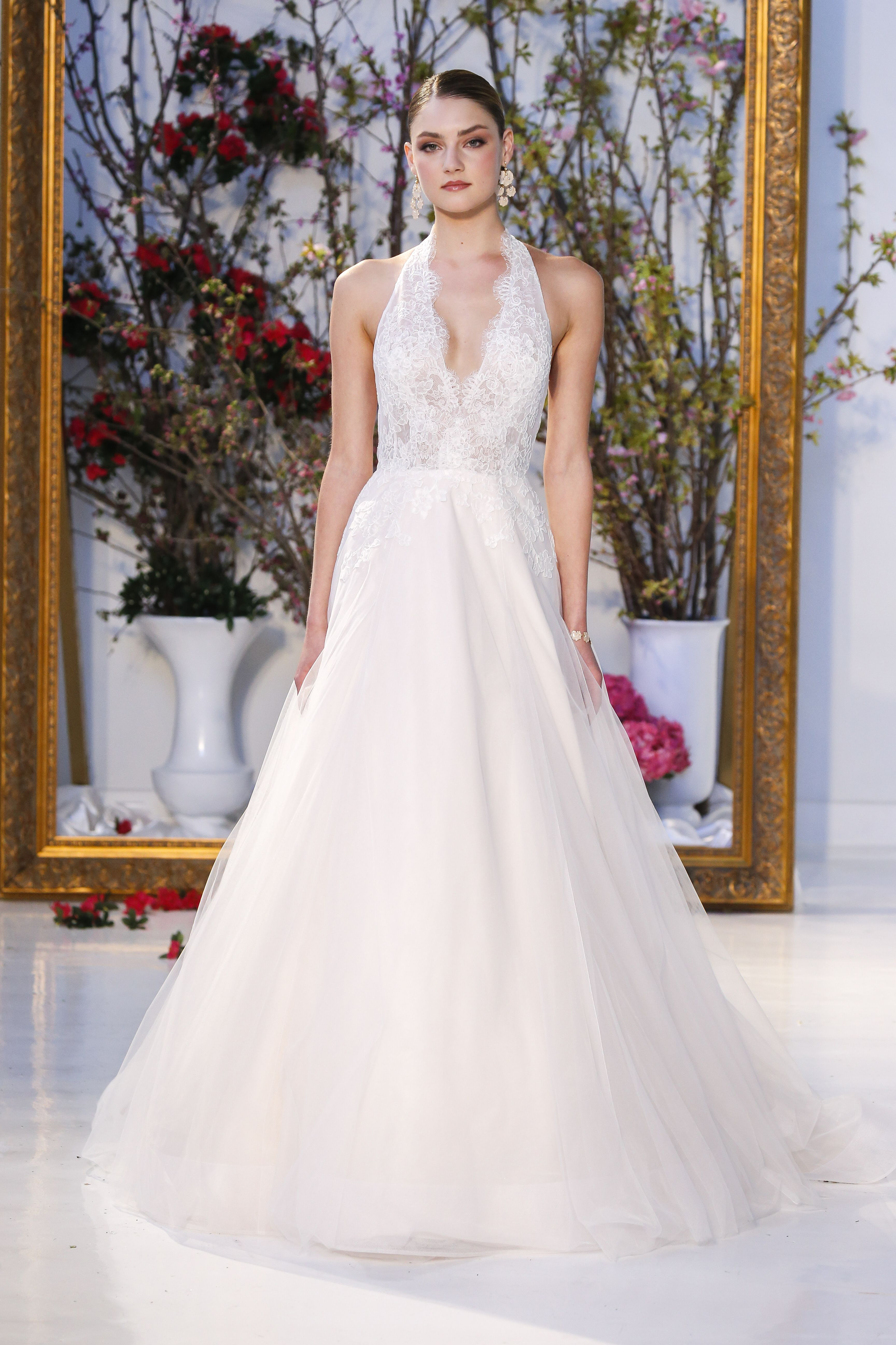 AZALEA - Blue Willow Bride by Anne Barge, Spring 2017 Collection ...