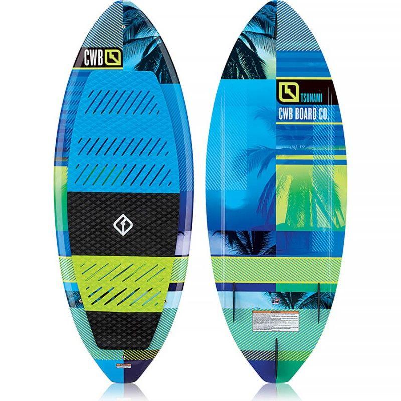 Cwb Tsunami Wakesurf Board 2016 Surf Prancha De Surf