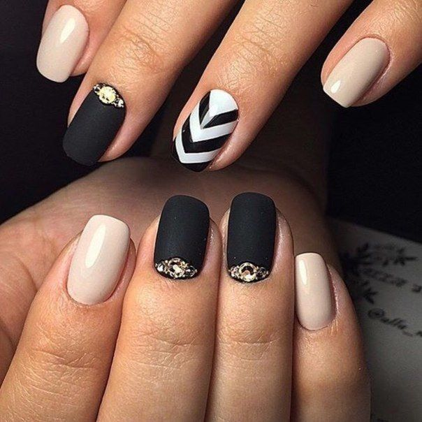 new-manicure-nail-designs-for-business-women | Nail Art | Pinterest ...