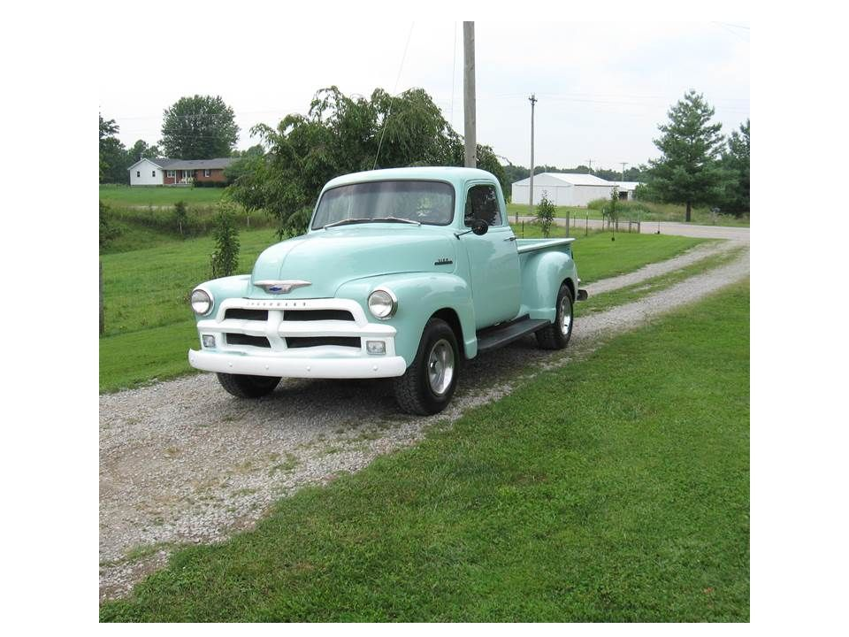 1954 Chevy Truck For Sale Books Worth Reading Pinterest